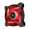 Corsair Air Series AF140Q Red Quiet Edition  High Airflow