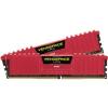 Corsair DDR4 16GB 2133MHz Corsair Vengeance LPX Red CL13 KIT2 (CMK16GX4M2A2133C13R)