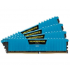 Corsair DDR4 32GB 2666MHz Corsair Vengeance LPX Blue CL16 KIT4 (CMK32GX4M4A2666C16B)