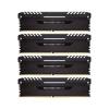 Corsair DDR4 64GB PC 3000 CL16 CORSAIR KIT (4x16GB) Vengeance Black  CMR64GX4M4C3000C16