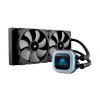 Corsair Hyrdo Series H115i Pro RGB Liquid CPU Cooler;2x ML Series 140mm PWM Fans