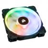 Corsair LL140 High Performance PWM ventilátor (RGB) - 140mm (CO-9050073-WW)