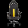 Corsair T2 ROADWARRIOR gaming szék Fekete/Sárga