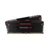 Corsair Vengeance Black Heat spreader RED LED ,DDR4, 3000MHz 32GB 2 x 288 DIMM memória