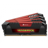 Corsair Vengeance Pro 1600MHz 32GB CL9 Kit4 Piros
