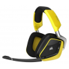 Corsair VOID PRO RGB Wireless SE Premium Gaming Headset with Dolby 7.1 —Yellow (CA-9011150-EU)