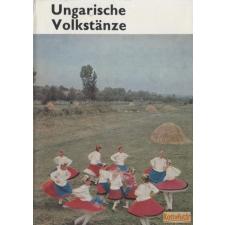 Corvina Ungarische Volkstänze (1974) antikvárium - használt könyv