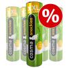 Cosma 128 g Cosma snackies XXL macskasnack vegyesen: 2 x csirke + 2 x tonhal + 1 x pontyfélék