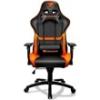 Cougar Armor Gamer szék, Fekete/Narancs, (3MGC1NXB.0001)