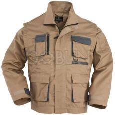 Coverguard OPERATOR kabát, 2/1 levehetõ ujjú, rejtett húzózáras, nyolc zseb, plusz derékon hátsó...