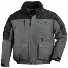 Coverguard RIPSTOP 2/1 dzseki, szürke/fekete, szakadásbiztos -XL