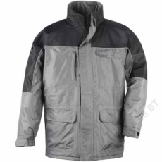 Coverguard RIPSTOP kabát szürke/fekete -M
