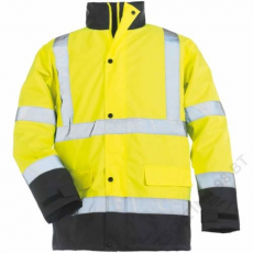 Coverguard ROADWAY sárga/kék pes kabát -XL