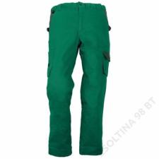 Coverguard TECHNICITY deréknadrág zöld -XS munkaruha