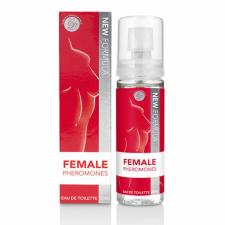 CP Female EDT - feromon parfüm nőknek (20ml) egyedi ajándék