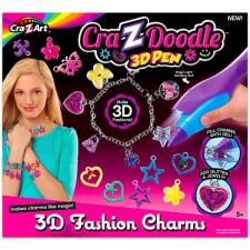 Cra-Z-Doodle: 3D divatékszer készítő kreatív és készségfejlesztő
