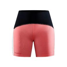 Craft Női rövidnadrág CRAFT PRO Hypervent Short Tights Black-Pink S