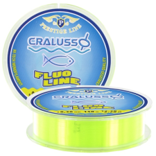Cralusso ZSINÓR FLUO SÁRGA PRESTIGE 0,18MM 350M horgászzsinór