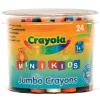 Crayola : 24 db tömzsi viaszkréta
