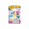 Crayola Crayola - 3 lapos szám szerinti kifestő hercegnős