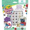 Crayola Crayola: Glitteres Dekorgyöngyök: Utántöltő készlet