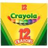 Crayola Crayola: Viaszkréta - 12 db