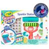 Crayola Glitteres Dekorgyöngyök - Kreatív csillámkészlet - CRAYOLA kreatív játékok