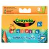 Crayola Mini Kids - 8 db tömzsi viaszkréta