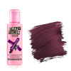 Crazy Color hajszínező krém Aubergine 50, 100 ml
