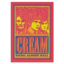 CREAM - Royal Albert Hall London DVD zene és musical