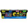 Creative Kids: Kiddy Dough 4 darabos világító gyurma
