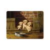 Creative Tops .5176721 Parafa tányéralátét 4db-os 40x29cm,Labrador Puppies