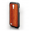 CreatiWood Samsung Galaxy S4 Mini hátlap padauk fából