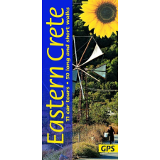 Crete (East): Car Tours and Walks - Sunflower Books sport