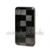 CrocfolArt kockás matrica iPhone 4, 4S-hez*