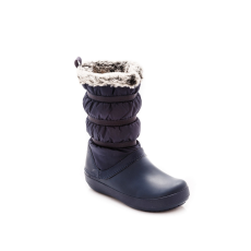 CROCS 205314-410 Crocband Winter Boot W Navy