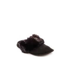 CROCS 205394-001 Classic Luxe Slipper Black