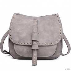 bc67141f38 Cross Miss Lulu London LT1727 - Miss Lulu Effect Cross Body táska szürke