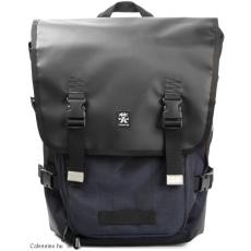 CRUMPLER - Muli Half Photo Backpack black / dark navy 1