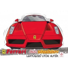 Csengőkert Könyvkiadó Lenyűgöző utcai autók - Ferrari óriás színezőkönyv