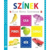 Csengőkert Könyvkiadó Színek - Első képes szótáram