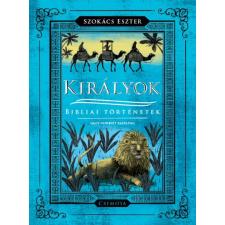 Csimota Kiadó Szokács Eszter: Királyok - Bibliai történetek vallás