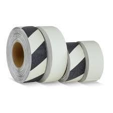 Csúszásmentes Padlójelölő-ragasztószalag Fehér 50mmx18m ragasztószalag