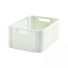 CURVER Műanyag kosár STYLE - krém CURVER bútor