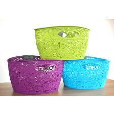 CURVER VICTORIA csipke hatású kosár , zöld 02205-999 papírárú, csomagoló és tárolóeszköz