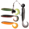 D.A.M FZ FINESSE SPINNERBAIT 1+3