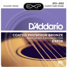 D'Addario EXP26 húr