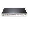 D-Link hálózati eszközök DGS-3120-48PC/SI xStack Gigabit L2 Stackable Managed Switches