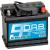 DAB 55Ah 470A jobb+ akkumulátor