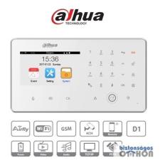 Dahua ARC5402A-GW riasztó vezérlő panel, 2+32 zóna, TFT kijelző, IP/GSM/PSTN, SD, akkumulátor biztonságtechnikai eszköz